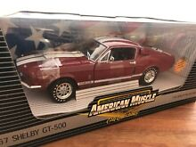 1 18 american muscle 1967 shelby