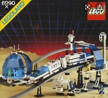 Lego space 6990 monorail transport