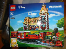 Top lego disney and station 71044