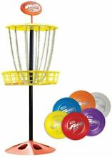 Wham o mini frisbee golf indoor