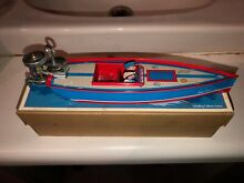 Speedboat schylling windup