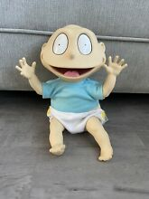 1997 rugrats doll toy tommy