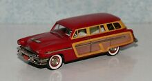 Mercury monterey station wagon 1954