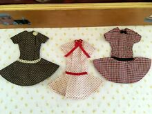 Tammy doll flair dresses clothing