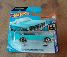 65 ford mustang cabrio in ovp hw