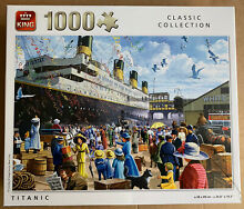 King puzzle 1000 teile