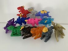 Dino charge charger figure holder