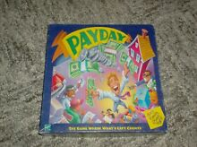 Parker brothers pay day the game