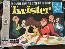 Twister 1966 game by