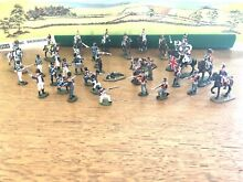 Relive waterloo british french