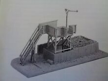 Coaling tower 0712 1 87 scale ho