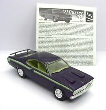 Amt 1971 71 duster 340 8437 w