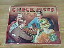 Old check fives by tsl