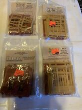 Ho scale wall systems 2 301 41 1