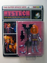 The outer space men mystron figure
