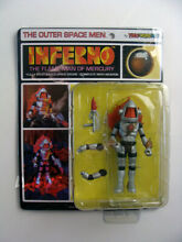 The outer space men inferno figure