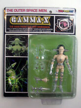 The outer space men gamma x figure