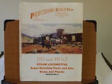 Ho scale 5 product catalogues for