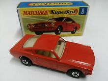 Ford mustang n 8 red