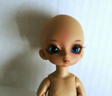 Bjd tiny delf kai real skin brown 6