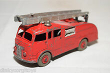 955 fire engine truck red condition