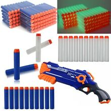 New gun soft refill bullets darts