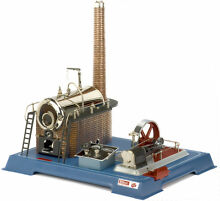 Wilesco d 24 live steam engine see