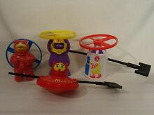 Happy meal spinning top 1992