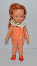 Baby doll ideal 1972 12 inch doll