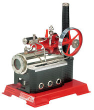 D 14 live steam engine toy shipped
