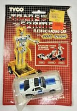 Tyco 1985 transformers mustang