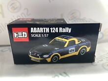 Fiat abarth 124 rally 3000 limited