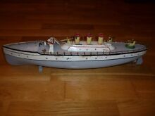 Carette germany gunboat cruiser