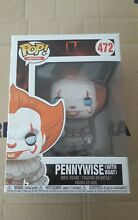 Funko pop pennywise boat