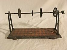 German early large steam engine tin