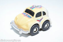 Plastic toy tn vw volkswagen beetle