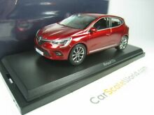 Renault clio 2019 1 43 flamme red
