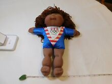 Cabbage patch doll olympikids 1996