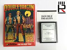 Double dragon atari 2600 7800 pal