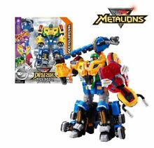 Young toys metalions thunder