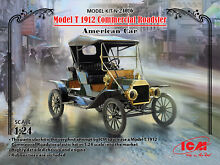 Ford model t 1912 commercial