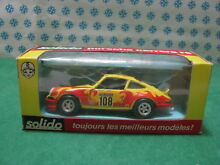 Rare porsche rs tour car 1973 1 43