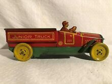 J chein junior truck 1920 s