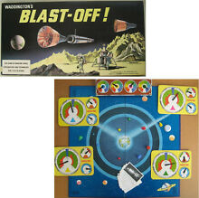 1969 blast off into space moon