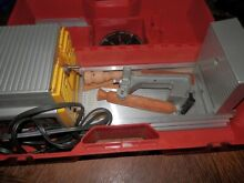 Wood working toy 1964 power shop