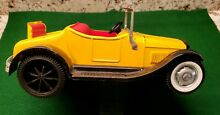 1960 s yellow ford hot rod roadster