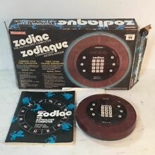 Zodiac the astrology computer boxed