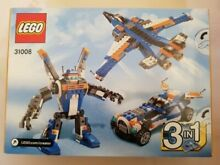 Lego creator thunder wings 3 in 1