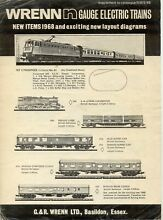Catalogo n gauge electric trains