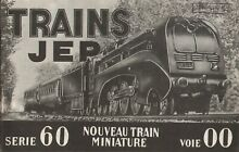 Catalogo 1952 53 trains serie 60